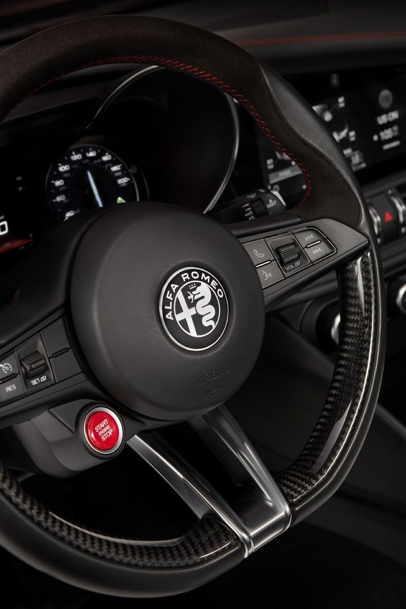 Alfa Romeo Giulia 2018