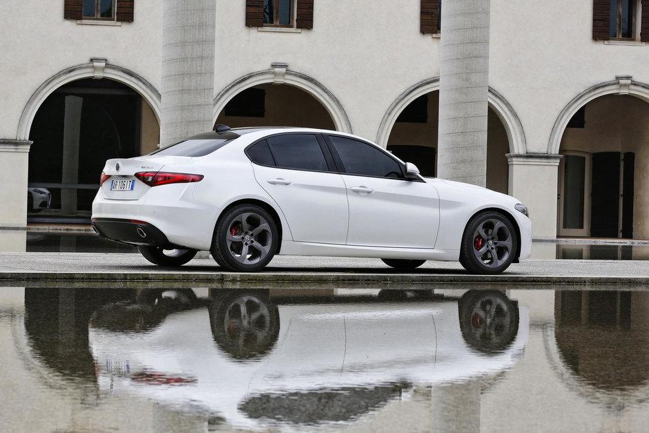 Alfa Romeo Giulia - Galerie Foto