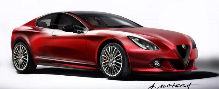 Alfa Romeo Giulia intra in productie in 2014