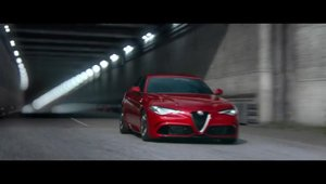 Alfa Romeo Giulia QV - Video Oficial