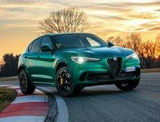 Alfa Romeo Giulia si Stelvio Quadrifoglio