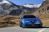 Alfa Romeo Giulia si Stelvio