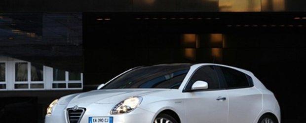 Alfa Romeo Giulietta 2010, acum, disponibila!