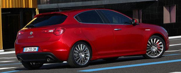 Alfa Romeo Giulietta ar putea primi o versiune break