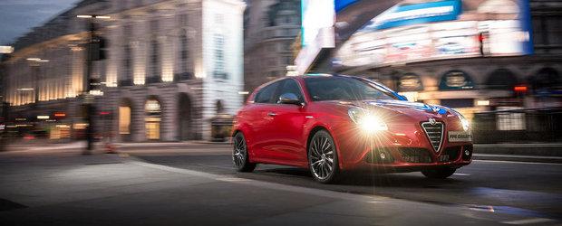Alfa Romeo Giulietta, editie speciala pentru Fast and Furious 6