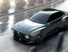 Alfa Romeo GTS - Ipoteza de design