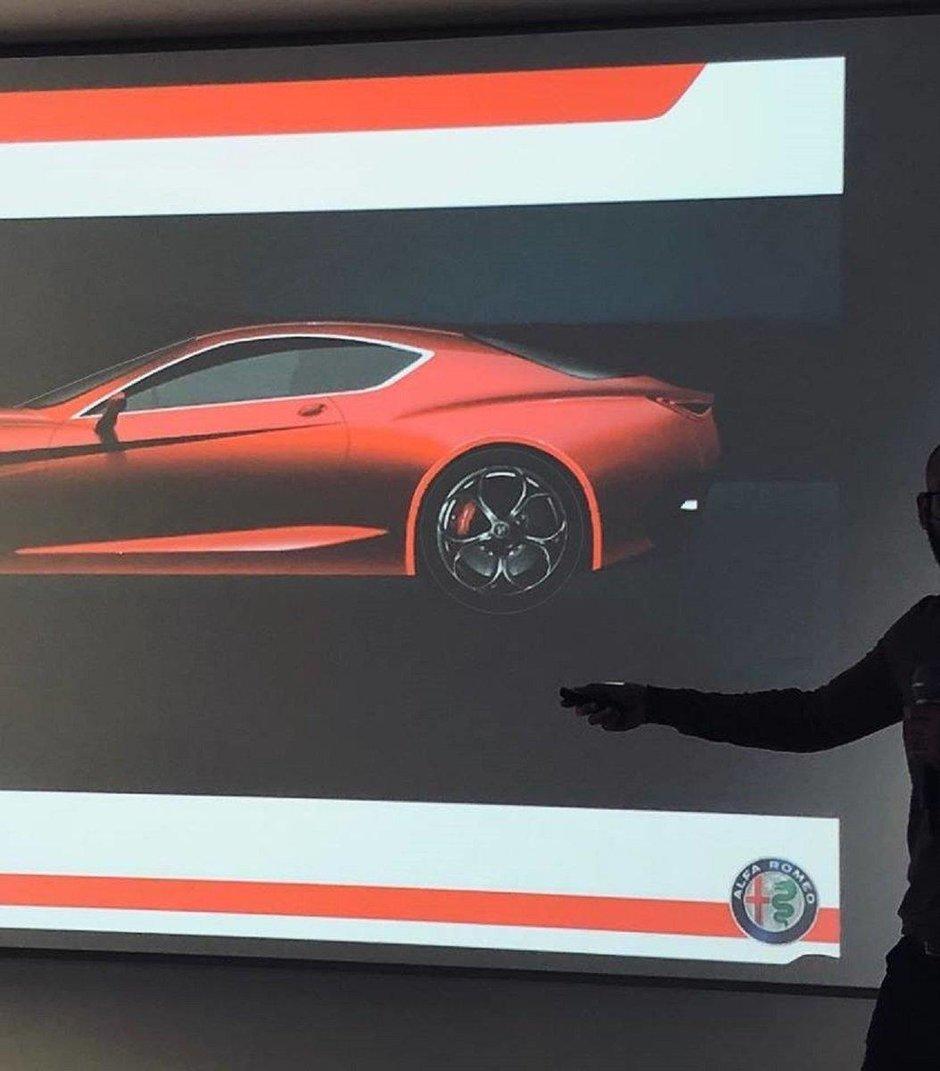 Alfa Romeo GTV - Prima poza