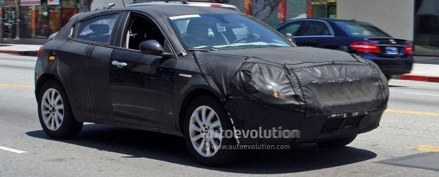 Alfa Romeo lucreaza la un nou SUV - poze spion