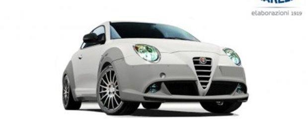 Alfa Romeo Mito by  Magneti Marelli