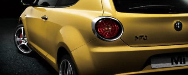 Alfa Romeo MiTo Imola Edition - Special pentru Japonia