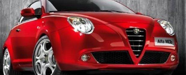 Alfa Romeo MiTo in Romania