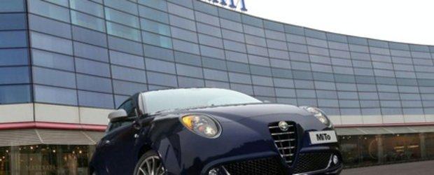 Alfa Romeo MiTo pentru Maserati - 1.4 Turbo si 170 CP
