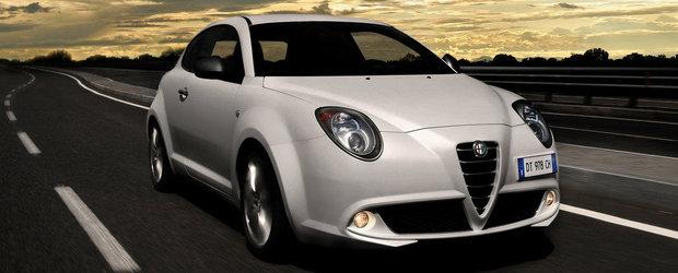Alfa Romeo MiTo va avea un succesor cu mai multe versiuni de caroserie