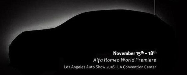 Alfa Romeo pregateste lansarea unui SUV de succes, iar concurenta nu poate face nimic cu privire la asta