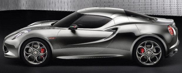Alfa Romeo primeste un nou motor
