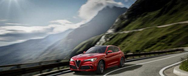 Alfa Romeo Stelvio este aici. Mult-asteptatul SUV al italienilor apare in primele poze oficiale