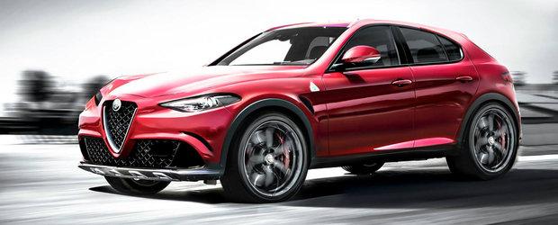 Alfa Romeo Stelvio: un nou SUV ce poarta numele unei trecatori alpine