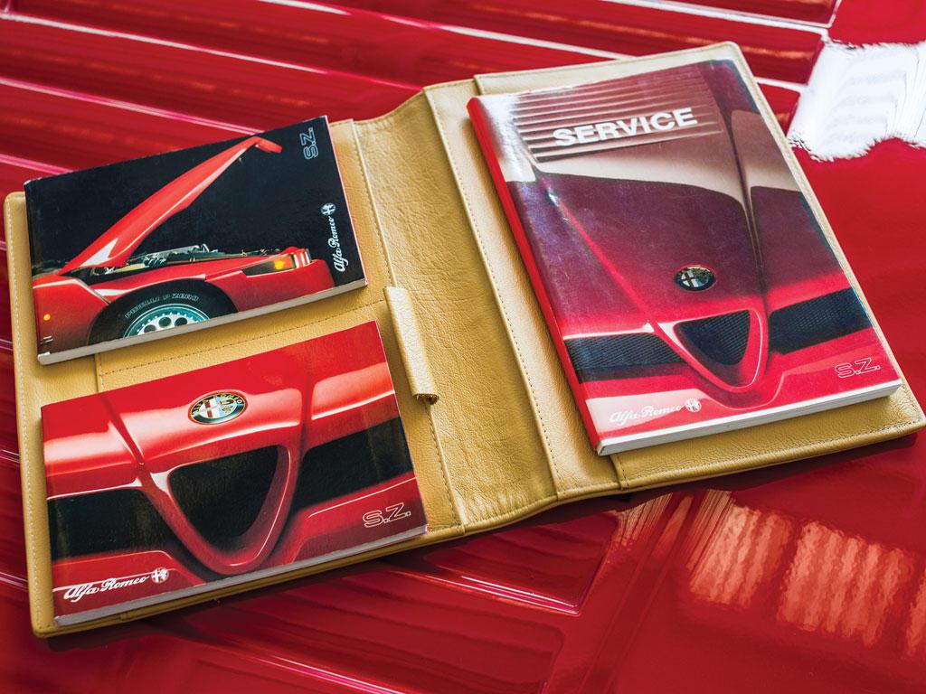 Alfa Romeo SZ - Alfa Romeo SZ