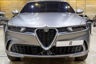 Alfa Romeo Tonale - Primele poze