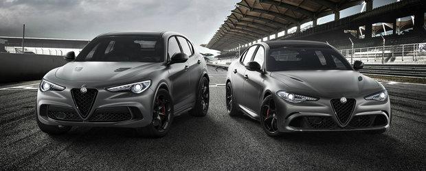 Alfa Romeo va construi in total numai 216 masini. Cea mai rapida va face suta in 3.8 secunde