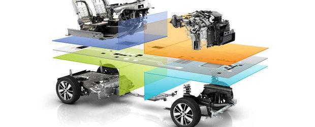 Alianta Renault-Nissan va imparti o platforma modulara pentru modelele viitoare