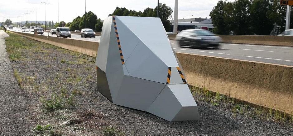 ALICE, cel mai destept radar din lume, este un robot antiglont de care nu ai scapare. In curand si in Romania