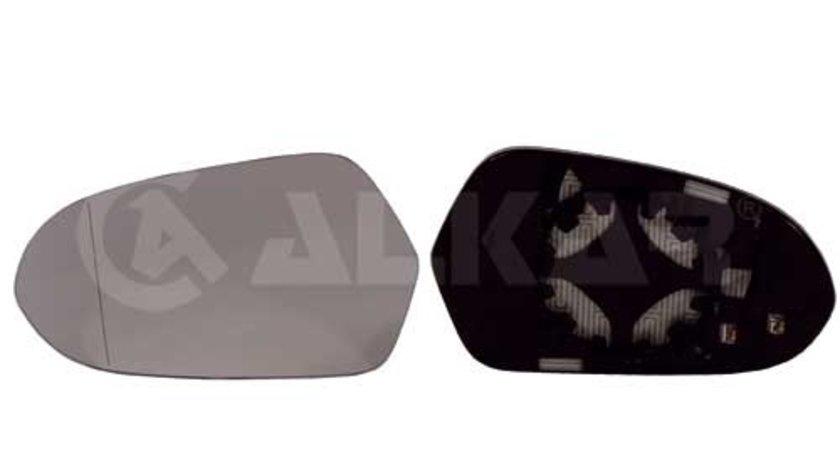 Alkar sticla oglinda dreapta cu incalzire pt audi a6 4g 2010-2015