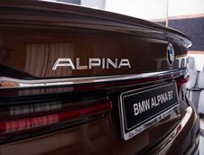 Alpina B7 in Chestnut Bronze Metallic