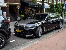 Alpina B7 in Olanda
