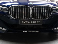 Alpina B7 in Tanzanite Blue Metallic
