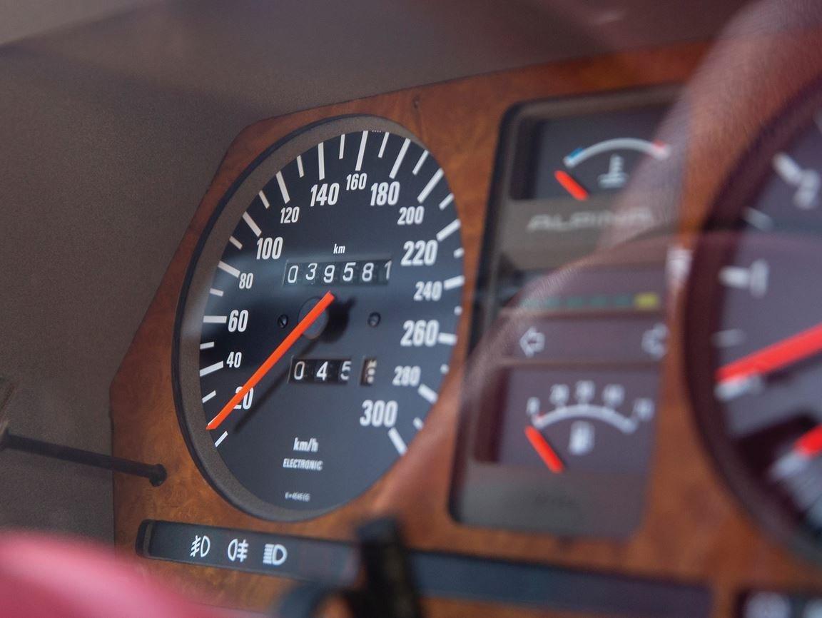 Alpina B7 Turbo Coupe din 1987 - Alpina B7 Turbo Coupe din 1987