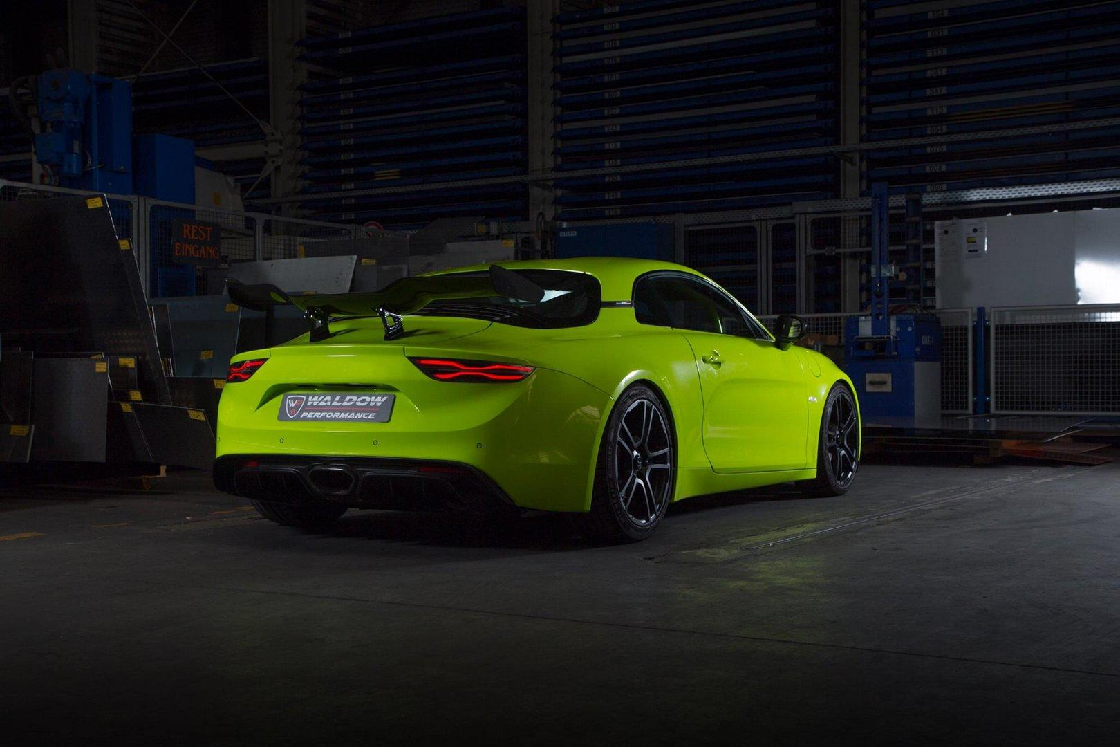 Alpine A110 de la Waldow Performance - Alpine A110 de la Waldow Performance