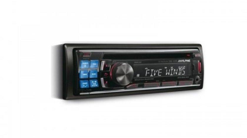 ALPINE CDE-123R RADIO-CD MP3 Player Auto C USB Montaj In Toata Tara