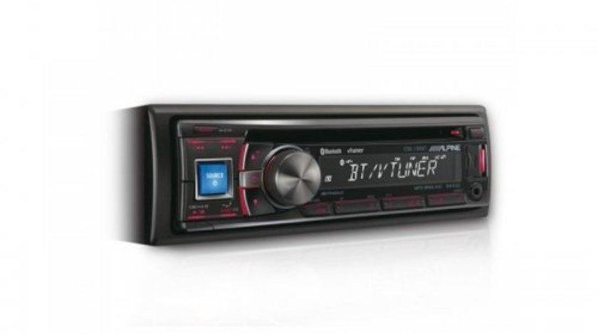 ALPINE CDE-135BT RADIO-CD MP3 Player Auto C USB Montaj In Toata Tara