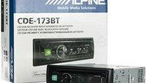 ALPINE CDE-173BT RADIO-CD MP3 Player Auto Cu USB L...