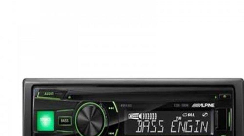 ALPINE CDE-180R RADIO-CD MP3 Player Auto C USB Montaj In Toata Tara