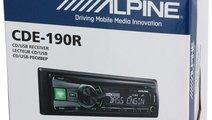 ALPINE CDE-190R RADIO-CD MP3 Player Auto Cu USB AU...