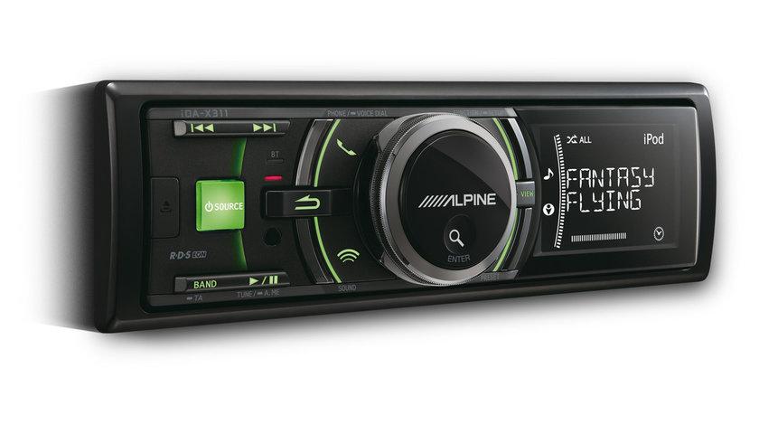 ALPINE IDA-X311 RADIO-CD MP3 Player Auto C USB Montaj In Toata Tara