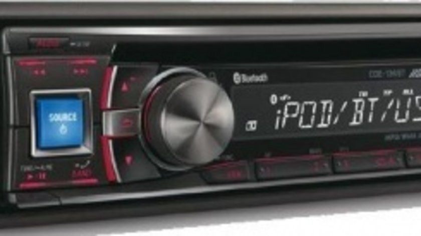 Alpine mp3 player cu bluetooth CDE-134BT