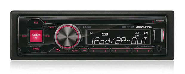 Alpine prezinta unitati noi pentru 2013