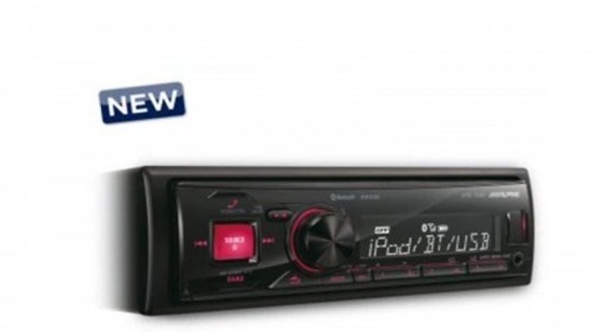 ALPINE UTE-728T RADIO-CD MP3 Player Auto C USB Montaj In Toata Tara