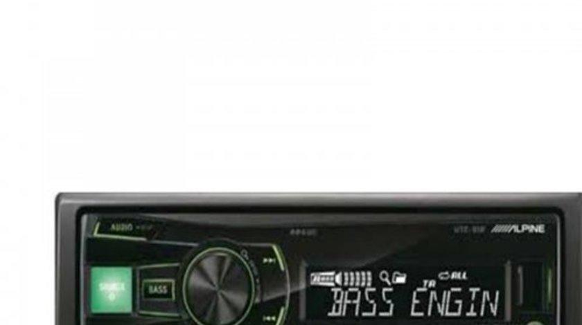 ALPINE UTE-81R RADIO-CD MP3 Player Auto C USB Montaj In Toata Tara