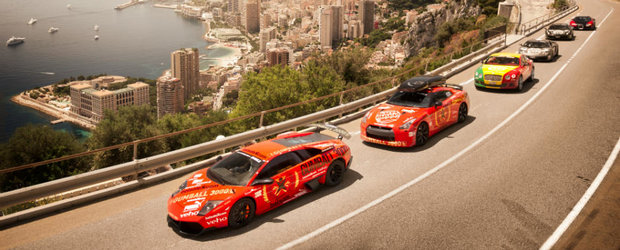 Alternativa europeana la Gumball 3000 se numeste The Autobahn Tour