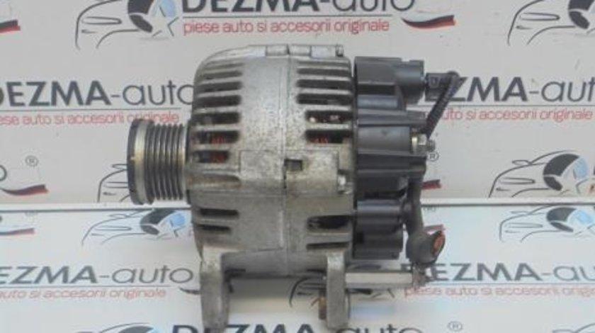 Alternator, 03F903023E, Skoda Fabia 2 Combi (5J) 1.2tsi