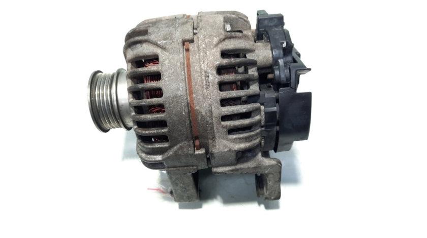 Alternator 100A, cod GM55556067, Opel Astra G Cabriolet, 1.6 benz, Z16XEP (idi:469514)