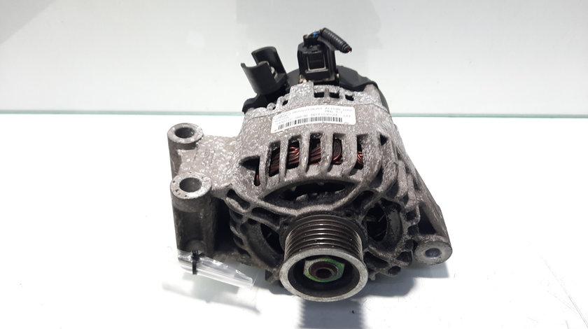 Alternator 105A, cod 3N1110300AE, Ford Focus C-Max, 1.6 benz, PNDA