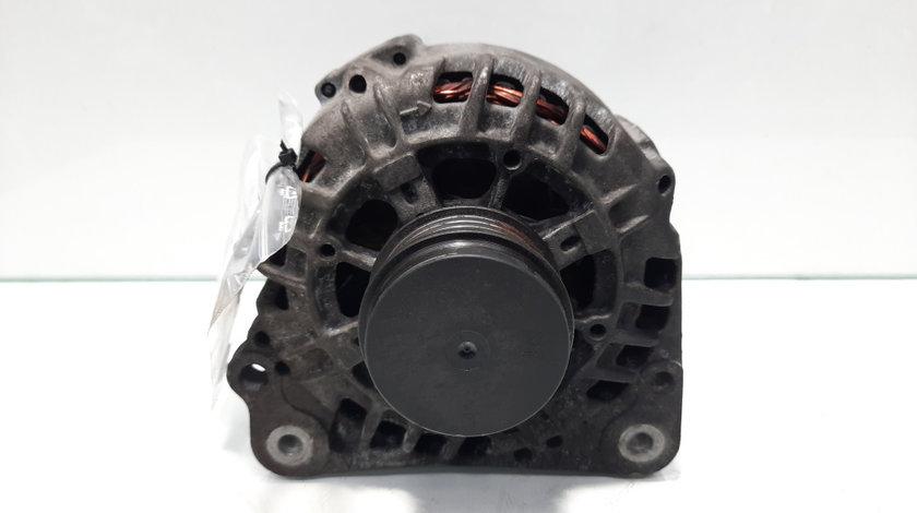 Alternator 120A, cod 028903029E, Audi A4 (8D2, B5) 1.9 TDI, AFN (id:461034)