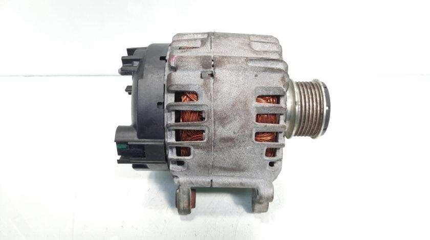 Alternator 140A, cod 03L903023F, Seat Altea (5P1) 1.6 TDI, CAY (idi:469100)