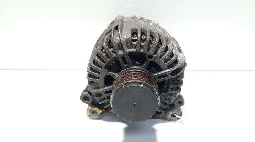 Alternator 140A, VW Touran (1T1, 1T2), 2.0 TDI, AZV, cod 06F903023C (id:452787)