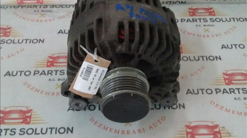 Alternator 2.0 TDI AUDI A4 2004-2008 (B7)